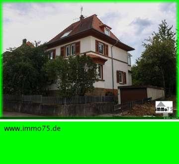bezaubernde Stadtvilla im Dornröschenschlaf, 75417 Mühlacker, Villa