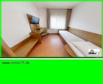 schönes, praktisches und möbliertes 1 Zimmer Appartement zu vermieten, 75417 Mühlacker, Apartment
