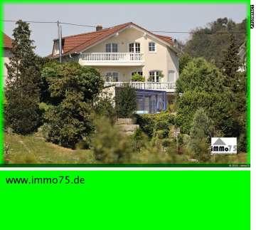 repräsentative Unternehmervilla mit sensationellem Ausblick, 75417 Mühlacker, Villa