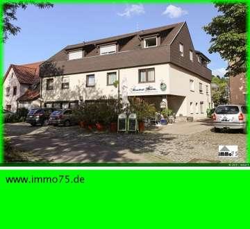 Wohnungen, Fremdenzimmer, Gaststätte – Rendite satt, 75417 Mühlacker-Dürrmenz, Mehrfamilienhaus